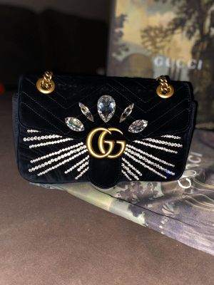 Gucci GG Marmont Velvet for Sale in Houston, TX
