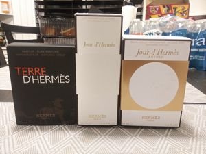Hermes Perfume and Hermes Body Lotion Set for Sale in Gardena, CA