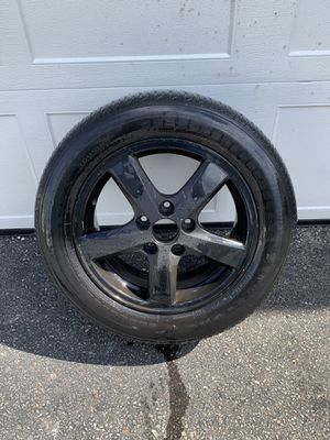 Black 16 inch rims for Sale in Norwood, MA