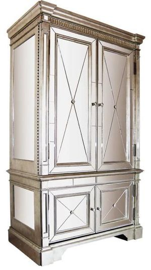 Armoire antique mirror shelf it was $5400 now $500 for Sale in San Diego, CA