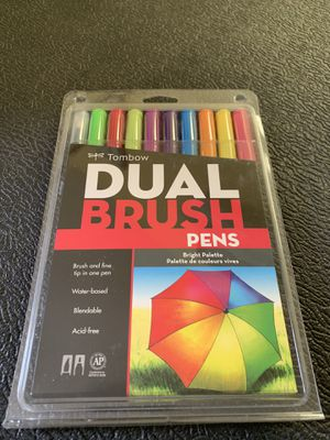 Tombow Dual Brush Pens for Sale in Birmingham, MI