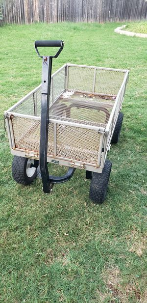 Steel utility cart for Sale in San Antonio, TX