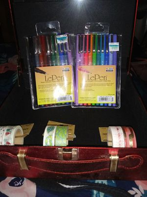 ART SUPPLIES!!! for Sale in Fort Worth, TX