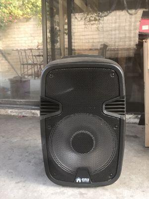 EMB Light-Up Bluetooth Speaker for Sale in Covina, CA