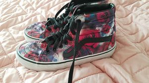 High top Galaxy rose Vans for Sale in Kinston, NC