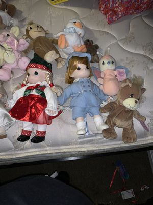 Precious moment dolls for Sale in Syracuse, UT