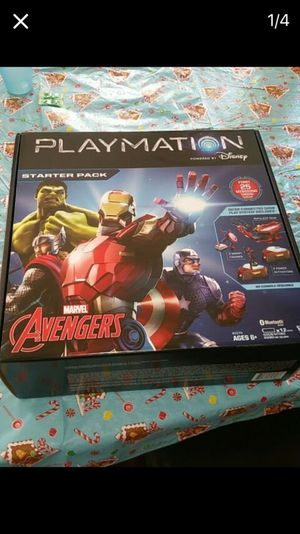 Captain American Electronic Battle Game $30 for Sale in Commerce City, CO