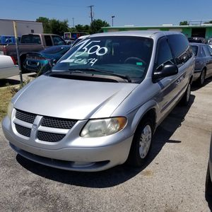 2001 Dodge Grand Caravan for Sale in Dallas, TX