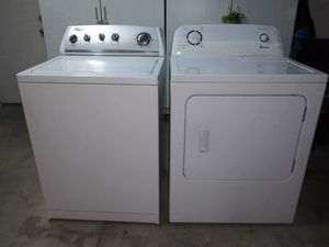 Washer & Dryer $75/each or $100/both for Sale in Antioch, CA