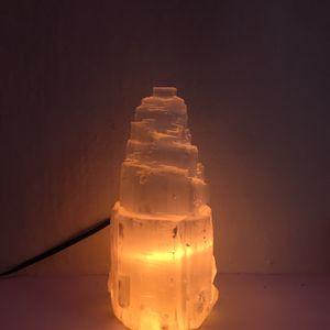 Selenite Lamp for Sale in Seattle, WA