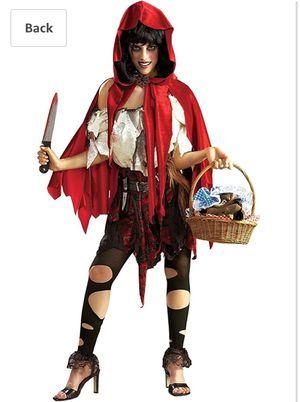 Brand New bloody Lil' riding hood Halloween costume - adults sz. 14-20 for Sale in Kirkland, WA