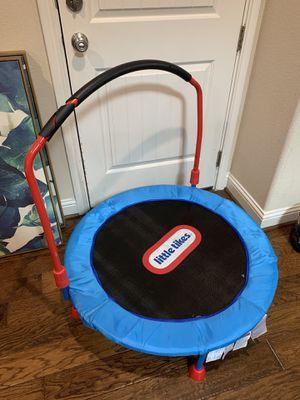 Little tikes trampoline for Sale in Austin, TX