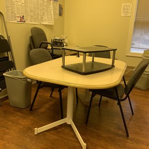 FREE Table and 6 Chairs for Sale in Raleigh, NC