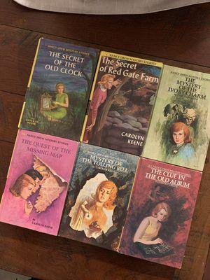 Nancy Drew Books for Sale in Leavenworth, WA