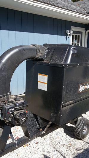 Agri Fab leaf vacuum for Sale in Akron, OH