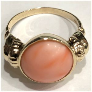 10KT Yellow Gold Angel Skin Ring for Sale in Naperville, IL