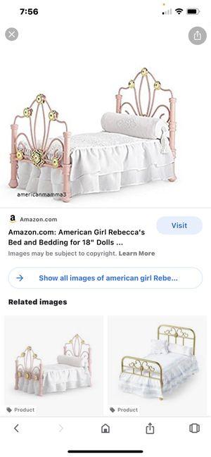American Girl Doll Bed for Sale in Bradenton, FL
