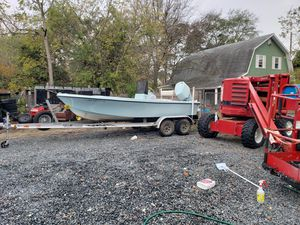 1978 17' mako for Sale in Federalsburg, MD