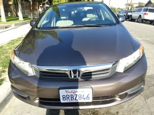Honda civic 2012. Exelente salvage 67 000 millas for Sale in Bakersfield, CA