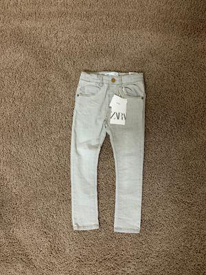 Zara boys kids skinny jeans size 3-4 years . for Sale in Kent, WA