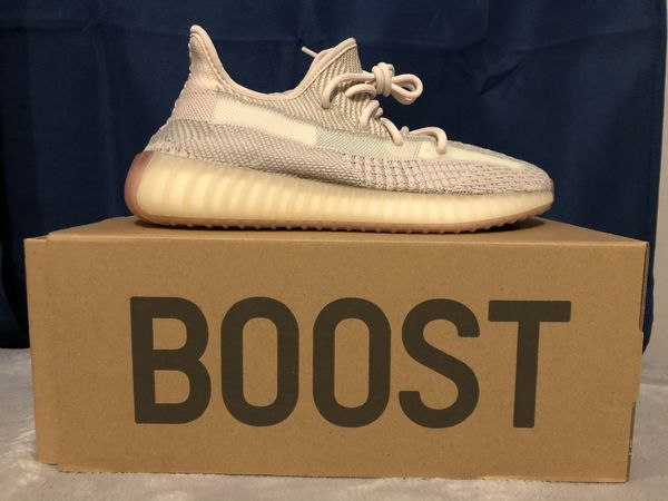Adidas Yeezy Boost 350 V2 Citrin Size 9 *In Hand*