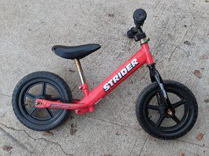 Strider Balance Bike for Sale in San Diego, CA