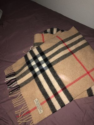 Burberry Scarf for Sale in Beaverton, OR