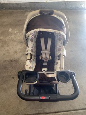 GRACO car seat and stroller for Sale in San Jose, CA