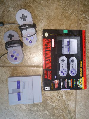 Super Nintendo Mini for Sale in Murfreesboro, TN