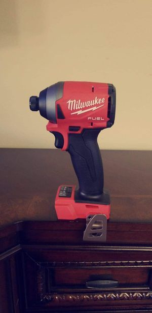 Milwaukee M18 Impact 1/4 for Sale in National City, CA