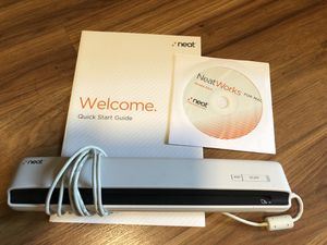 Neat Receipt Scanner for Macs for Sale in Orinda, CA