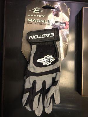Easton Magnum Baseball Batting Gloves for Sale in Miami Beach, FL