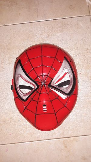 Light up Spider Man Mask for Sale in Chino Hills, CA