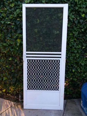 Screen door for Sale in Norwalk, CA