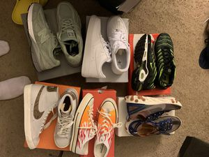 Shoe bundle for Sale in Woodbridge, VA
