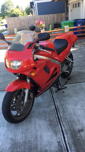 1997 Honda VFR 750 - TRADES WELCOME for Sale in Portland, OR