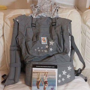 Ergo baby galaxy Grey baby Carrier for Sale in Fairfax, VA