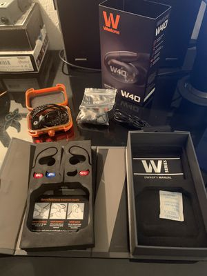 Westone W40 In-Ear Monitors for Sale in Richmond, TX