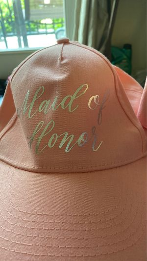 Pink Maid of Honor hats for Sale in Newport News, VA
