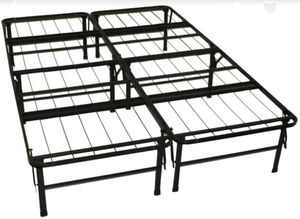 Full Size Metal Bed Frame for Sale in New Haven, CT