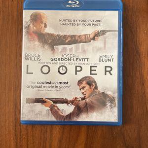 Looper - BluRay DVD for Sale in Arlington, VA