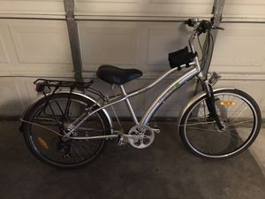 Electric Bicycle-Lithium Ion Battery for Sale in Coppell, TX