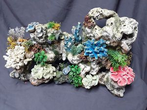 Coral - Aquarium / Fish Tank Decor / Artificial for Sale in Lorain, OH
