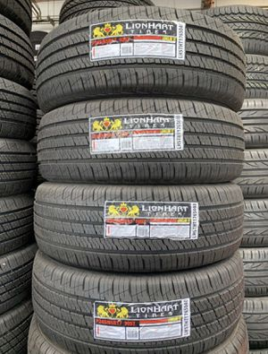 """14"""" 15"""" 16"""" 17"""" 18"""" 19"""" 20"""" 22"""" 24"""" 26"""" LIONHART Tires ✅BRAND NEW ✅All Sizes Wholesale ✅14"""" Pricing Starting @ $39 Each for Sale in La Habra, CA"""