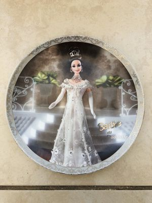 Barbie as eliza doolittle plate for Sale in North Las Vegas, NV