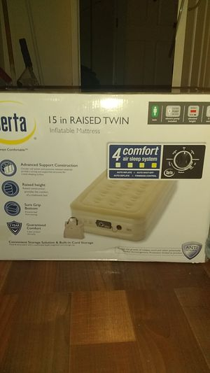 Air mattress by Serta for Sale in Los Angeles, CA