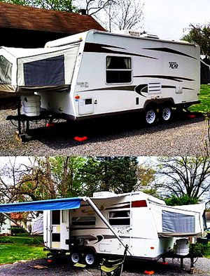19ft. hybrid camper Rockwood ROO Forest River 09 for Sale in New York, NY