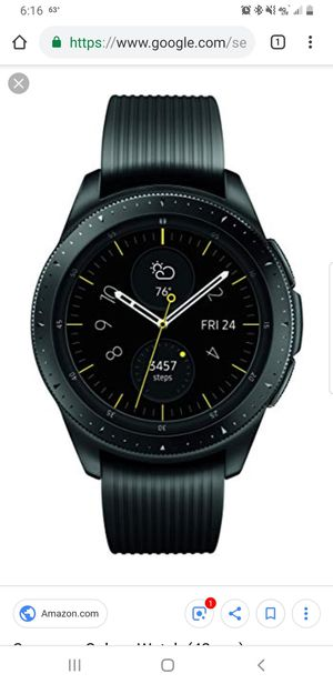 Samsung Galaxy watch 42mm for Sale in Westminster, SC