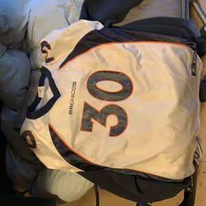 Terrell Davis Broncos Jersey for Sale in Bothell, WA