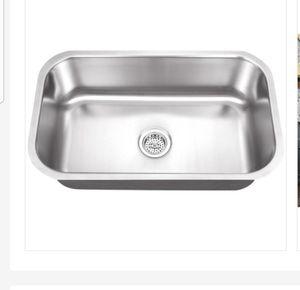 30 inch deep kitchen sink for Sale in Miami Gardens, FL
